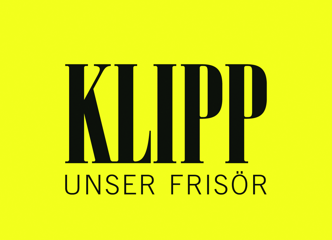 KLIPP Logo black yellow NEU