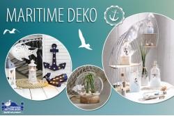 Maritime Deko bei Dänisches Bettenlager